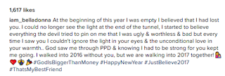 I Thought I Had Lost You, Davido's Baby Mama Writes New Year Note To Daughter