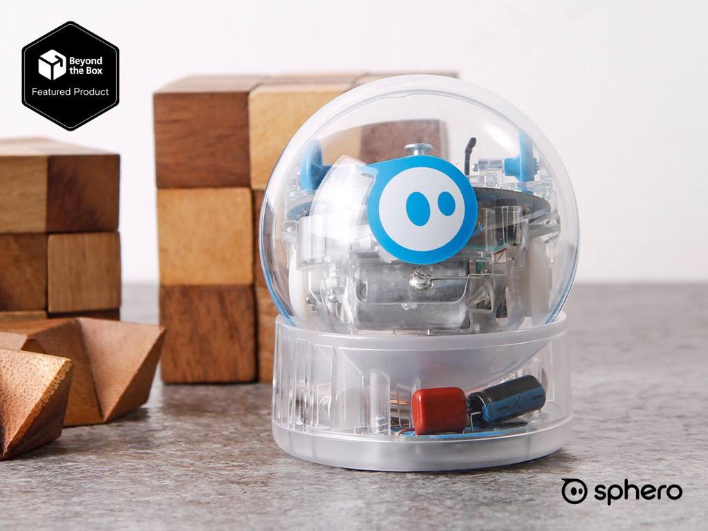 Beyond the Box makes coding fun with Sphero SPRK Plus