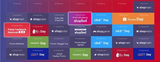 Banjir Promo dan Diskon Hanya di ShopBack ShopFest - Blog Mas Hendra