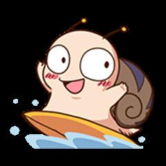 Animated Tumurin: Summer in Taiwan
