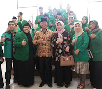 TG. Ahyar Abduh Kembalikan Formulir, Mori Hanafi Ambil Formulir Bacawagub di Partai Poros Tengah
