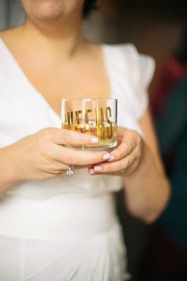 gold foil rocks glasses : cheers : les fleurs : target
