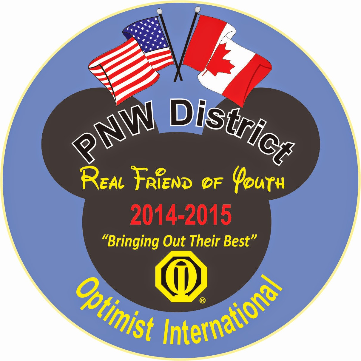 PNW District Optimist