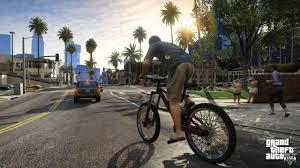 Grand Theft Auto V BIKE