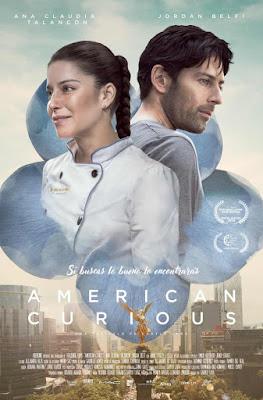 American Curious 2018 DVD R4 NTSC Latino