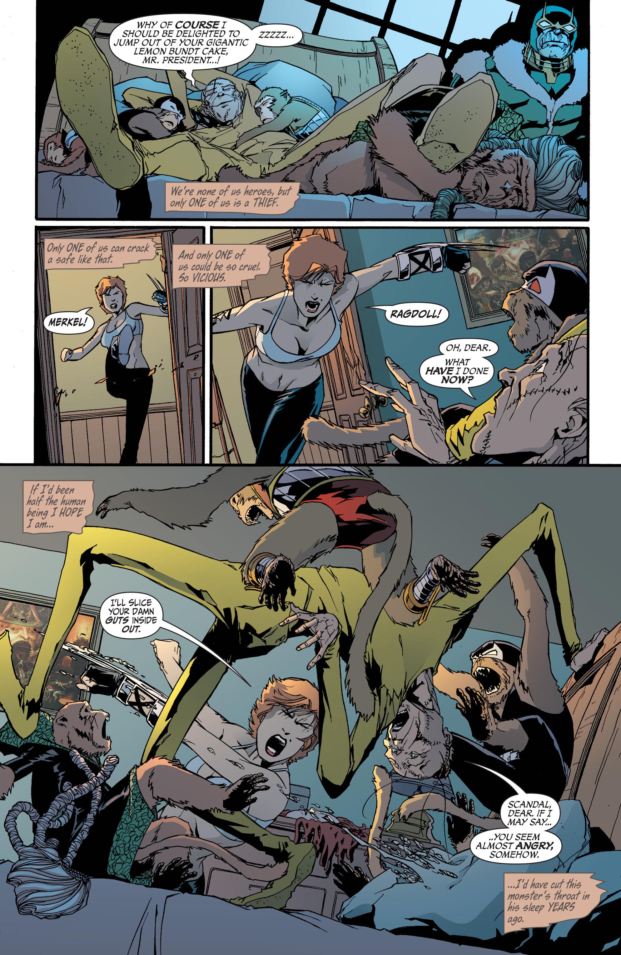 Read online Secret Six (2008) comic -  Issue #31 - 13