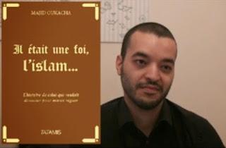 VIDEO-Majid Oukacha: La Stigmatisation© Nauséabonde© qui Rappelle les heures les plus sombres© des Années 30©  dans France Majid%2BOukacha%2B%2Bex-musulman%2B