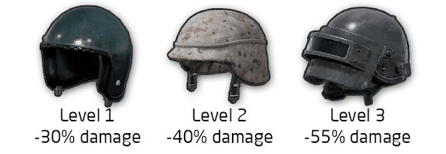 مقدار الضرر الذي تخفضه الدروع والخوذ