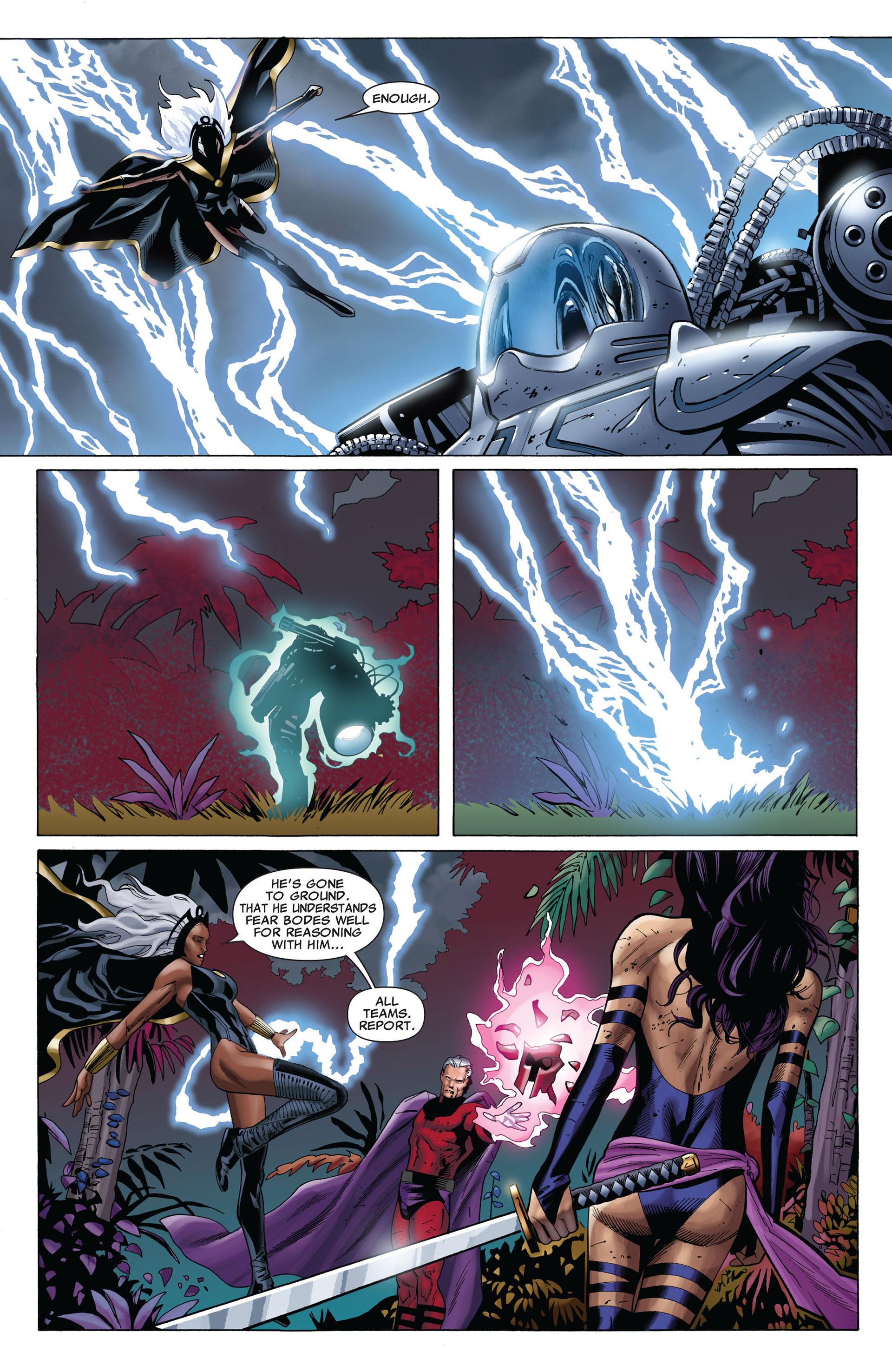 Read online Uncanny X-Men (2012) comic -  Issue #6 - 15