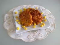 Kukurydziane placuszki