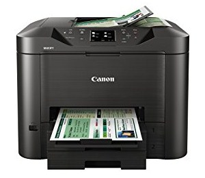 Canon MAXIFY MB5350 Driver and Manual Download