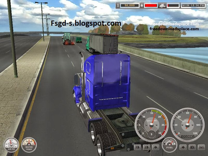 Pc Games Download 18 Wheels Of Steel Haulin Game Pc