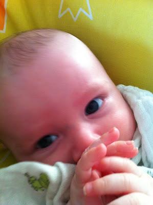 Baby, 3 Monate alt