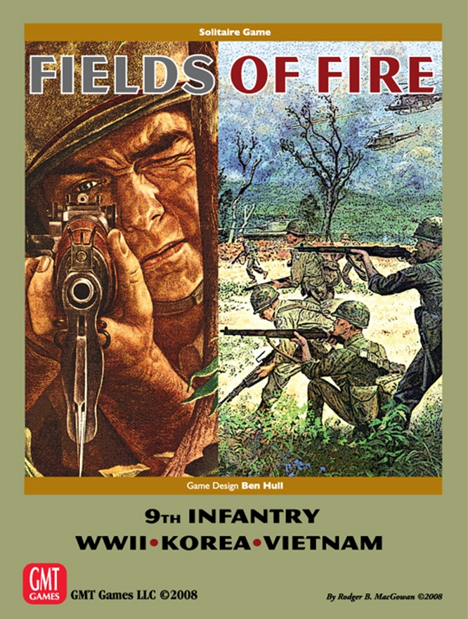 Fields of Fire 2nd Edition - A Wargamers Needful Things
