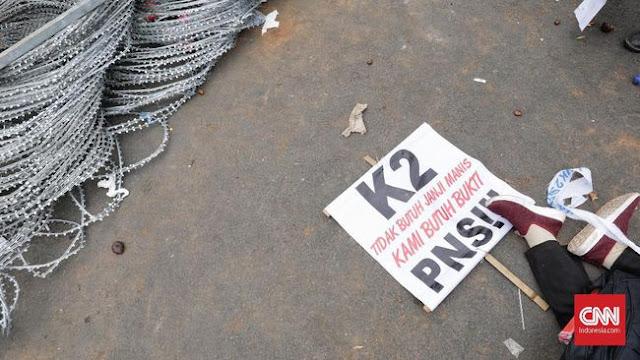 Forum Honorer K2: Kami Pilih Capres yang Bisa Jadikan PNS