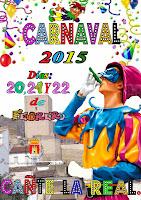 Carnaval de Cañete la Real 2015