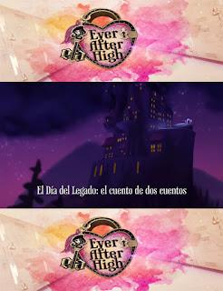Ever After High: El día del legado  (2013) [Latino]