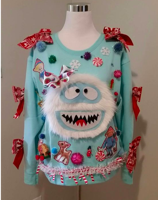 on 51 ugly christmas sweater ideas so you can be gaudy and festive a few of them are adult only but tons of them can be used for your childrens - Childrens Ugly Christmas Sweaters