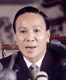 Nguyen Van Thieu - South Vietnamese Leader