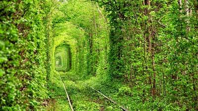 Terowongan Panjang Ukraina