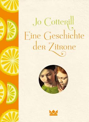 Eine Geschichte der Zitrone von Jo Cotterill