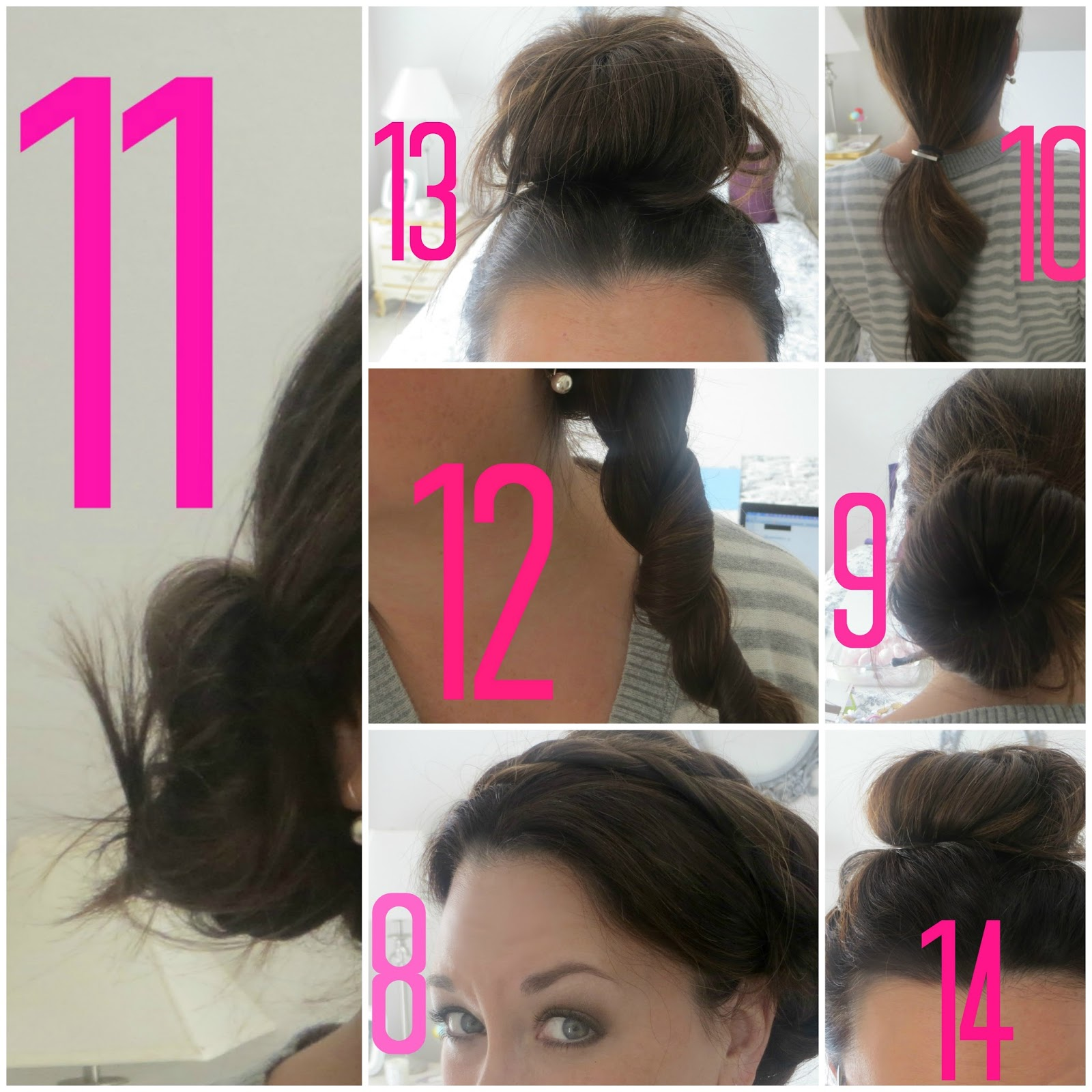 Magnificent Elle Sees Beauty Blogger In Atlanta A Month Of No Heat Hairstyles Hairstyle Inspiration Daily Dogsangcom