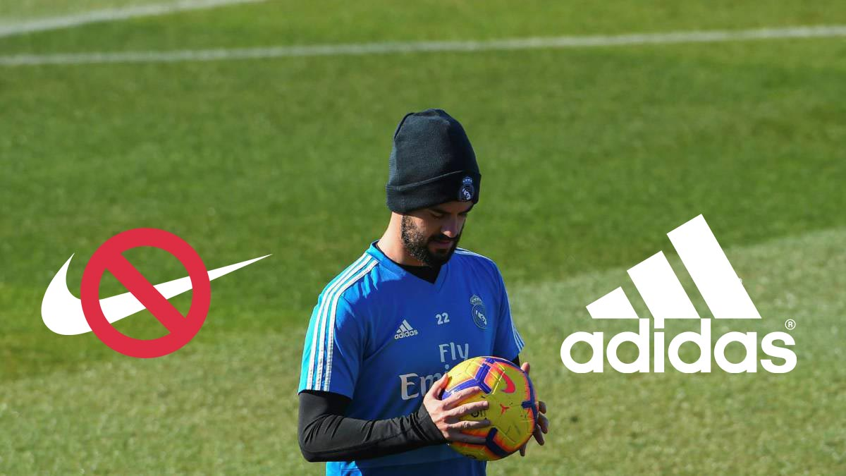 4abfd8f4f64 Confirmed  Isco Signs Adidas Boot Deal - Footy Headlines