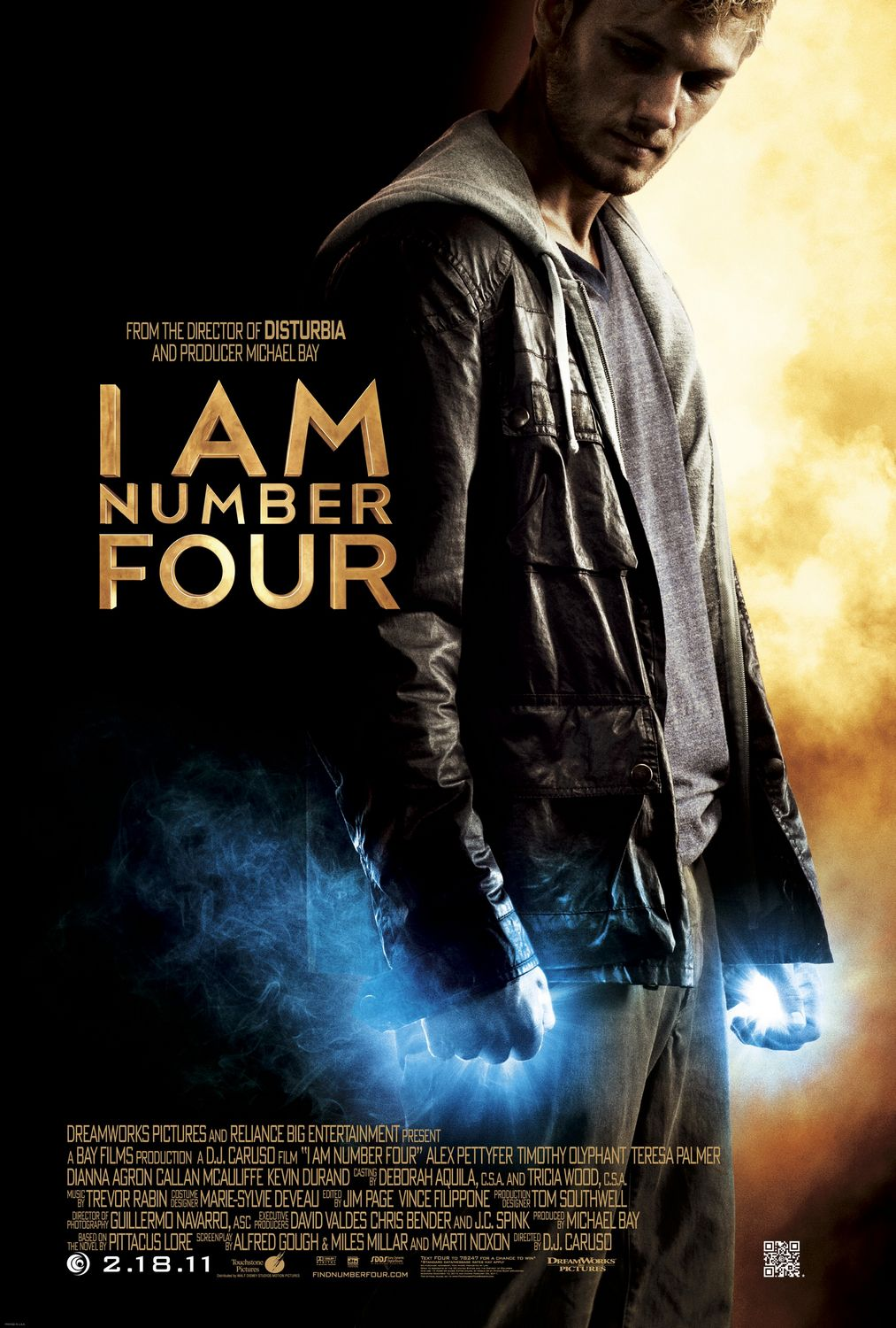 I Am Number Four 2011 - Full (HD)