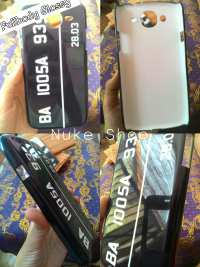 Contoh hardcase custom   full body Glossy