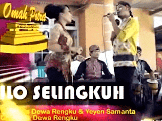 Lirik Lagu Lilo Selingkuh - Kris Dewarengku