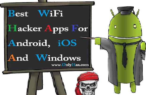 15 Best WiFi Hacker Apps For Android 2018 [LATEST]