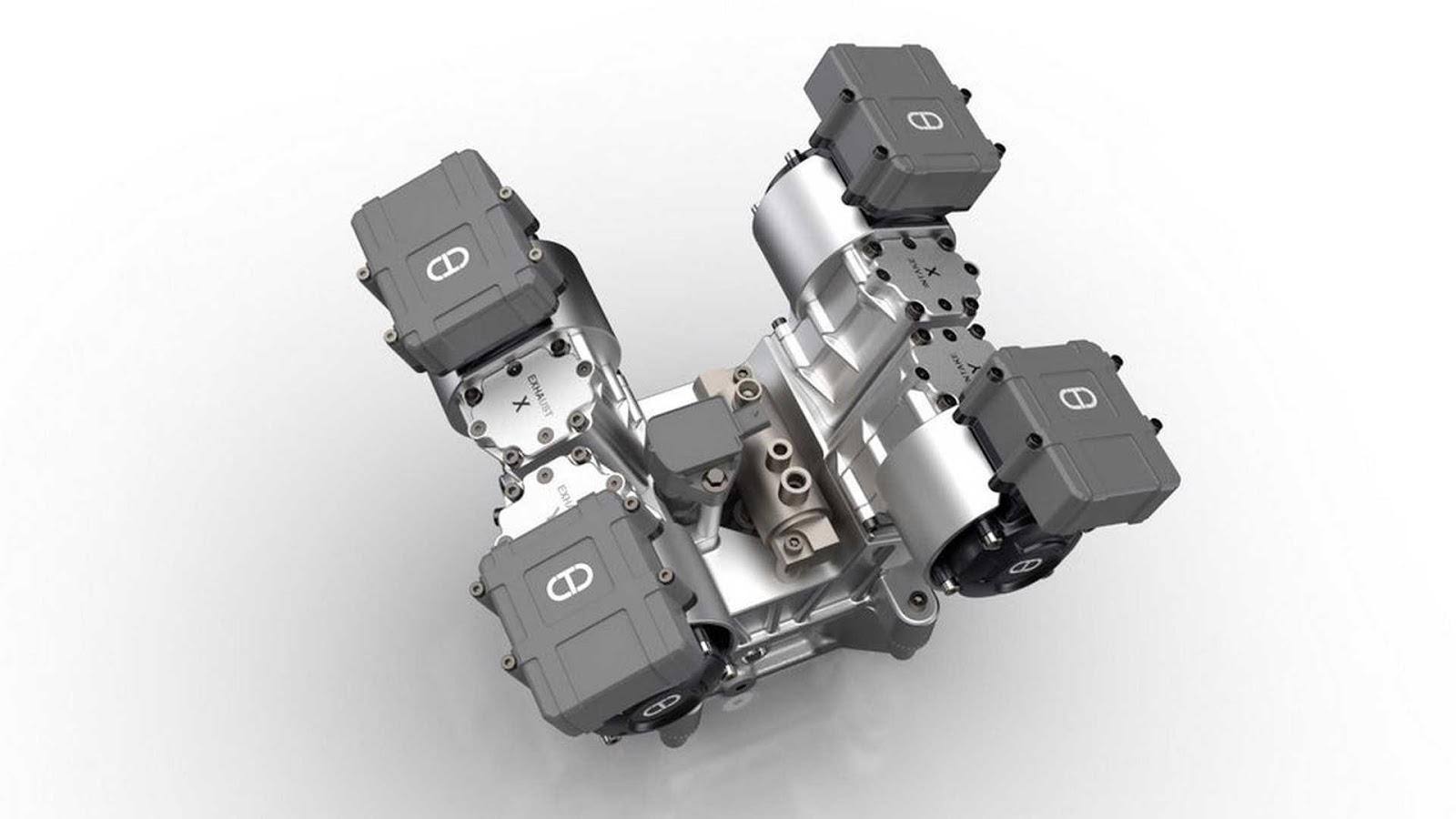 全數位控制的汽門系統或許能大幅提升內燃機引擎的效率! | SanjiNoir 黑侍樂讀|