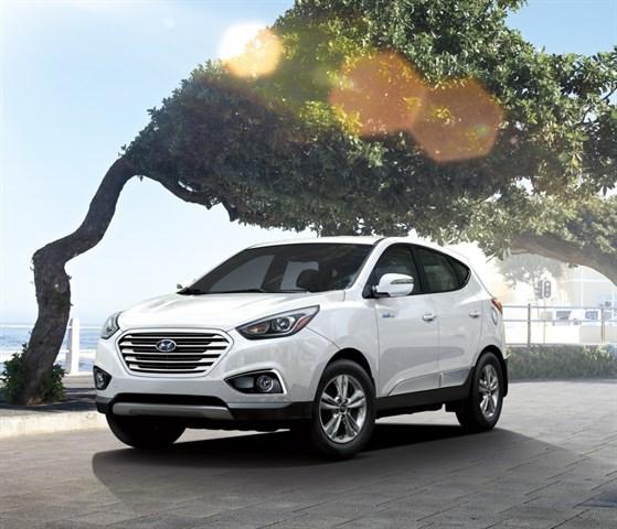 Larry H Miller Tucson >> 2017 Tucson Fuel Cell Attracts Zero Emissions Focused