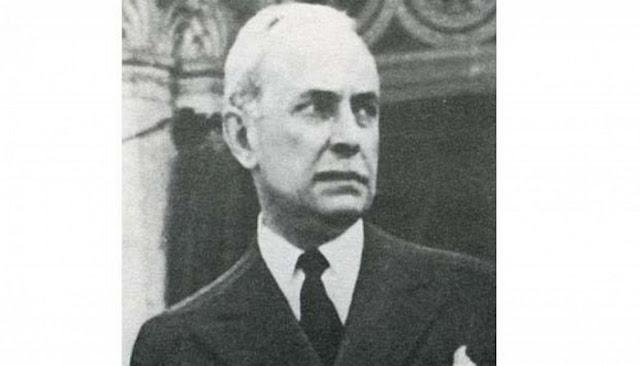 18 Απριλίου 1941: Ο πρωθυπουργός της Ελλάδος Αλέξανδρος Κορυζής αυτοκτόνησε για να μην παραδώσει την Ελλάδα στους Γερμανούς