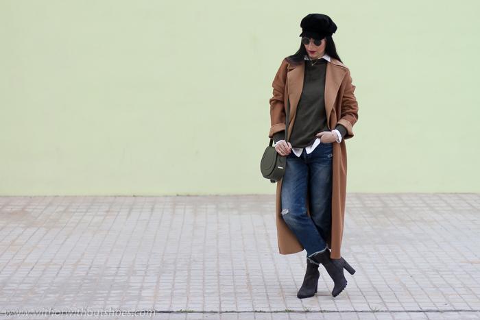 Blogger influencer valenciana mama con ideas para vestir comoda y estilosa