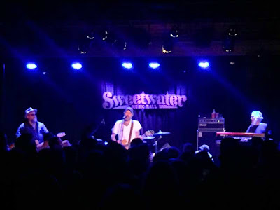 Lucero at Sweetwater