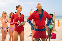 Ilfenesh Hadera and Dwayne Johnson in Baywatch (2017) (40)
