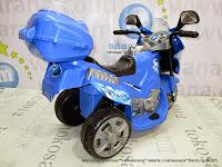 Motor Mainan Aki Yotta Toys Tornado Seri Meteor Blue