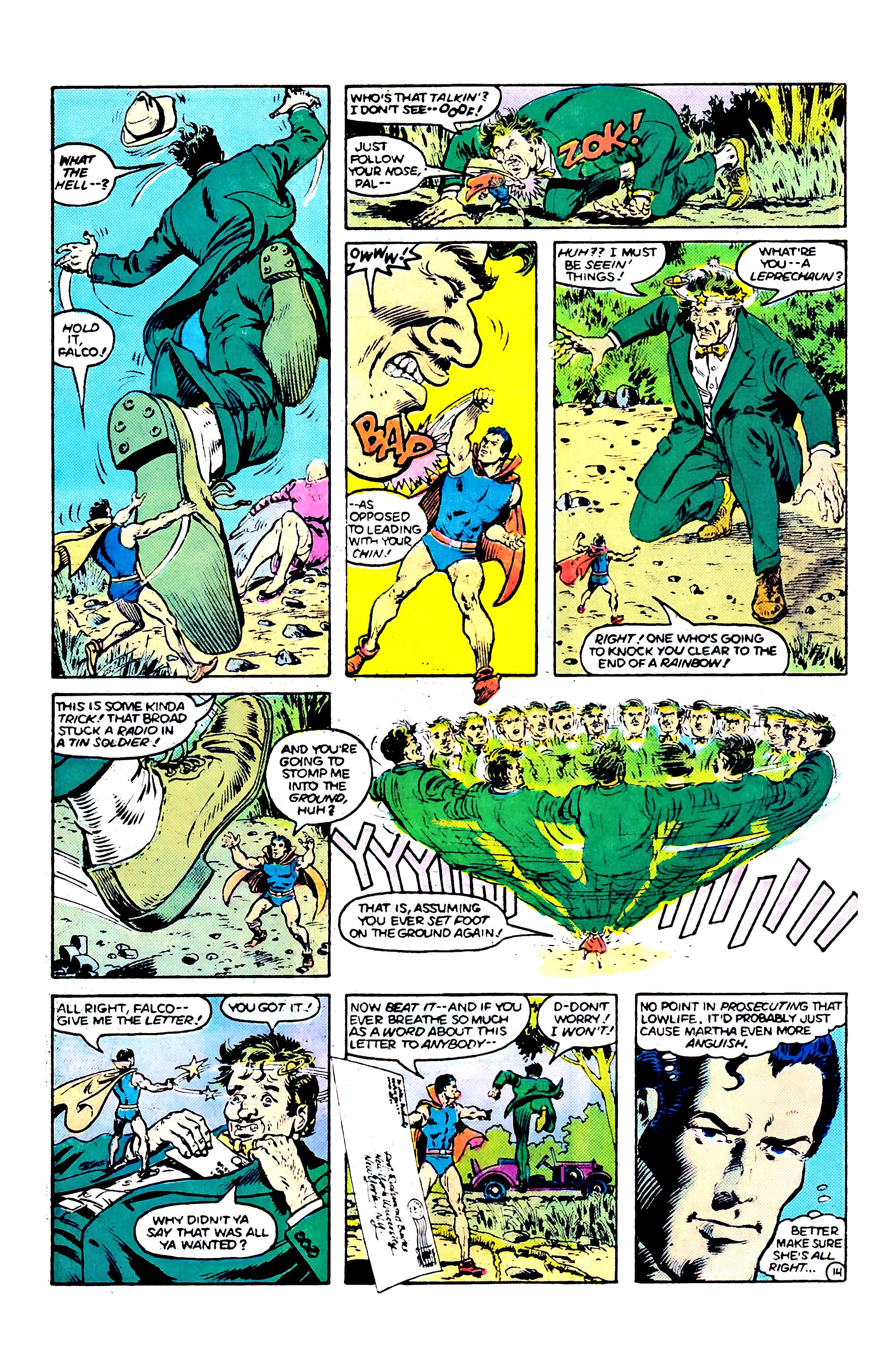 Read online Secret Origins (1986) comic -  Issue #8 - 48