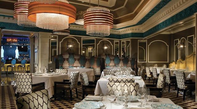 Restaurante Andre's em Las Vegas