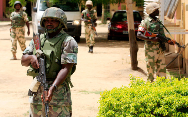 The Nigerian Army gives all staff a year to learn Igbo, Hausa, and Yoruba
