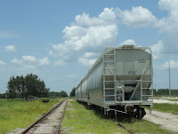 El ferrocarril junto a la US 17