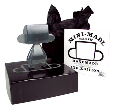 Smoke Edition Resin Mini Mad'l by MAD