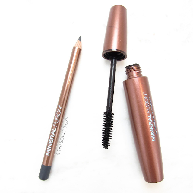 mineral fusion liner mascara - the beauty puff