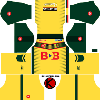 Kedah Kits 2017 | Dream League Soccer