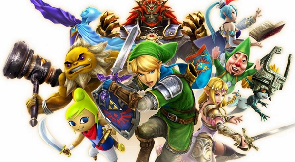 Deep Blu Com Blu Ray Dvd Games Review Hyrule Warriors Definitive Edition Le Test Switch