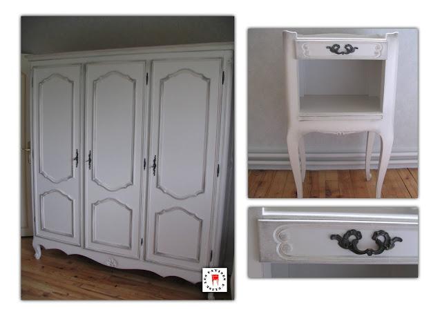 meuble merisier peint simple relooking interieur avant With marvelous les styles de meubles anciens 8 relooking de meubles meubles delannoy