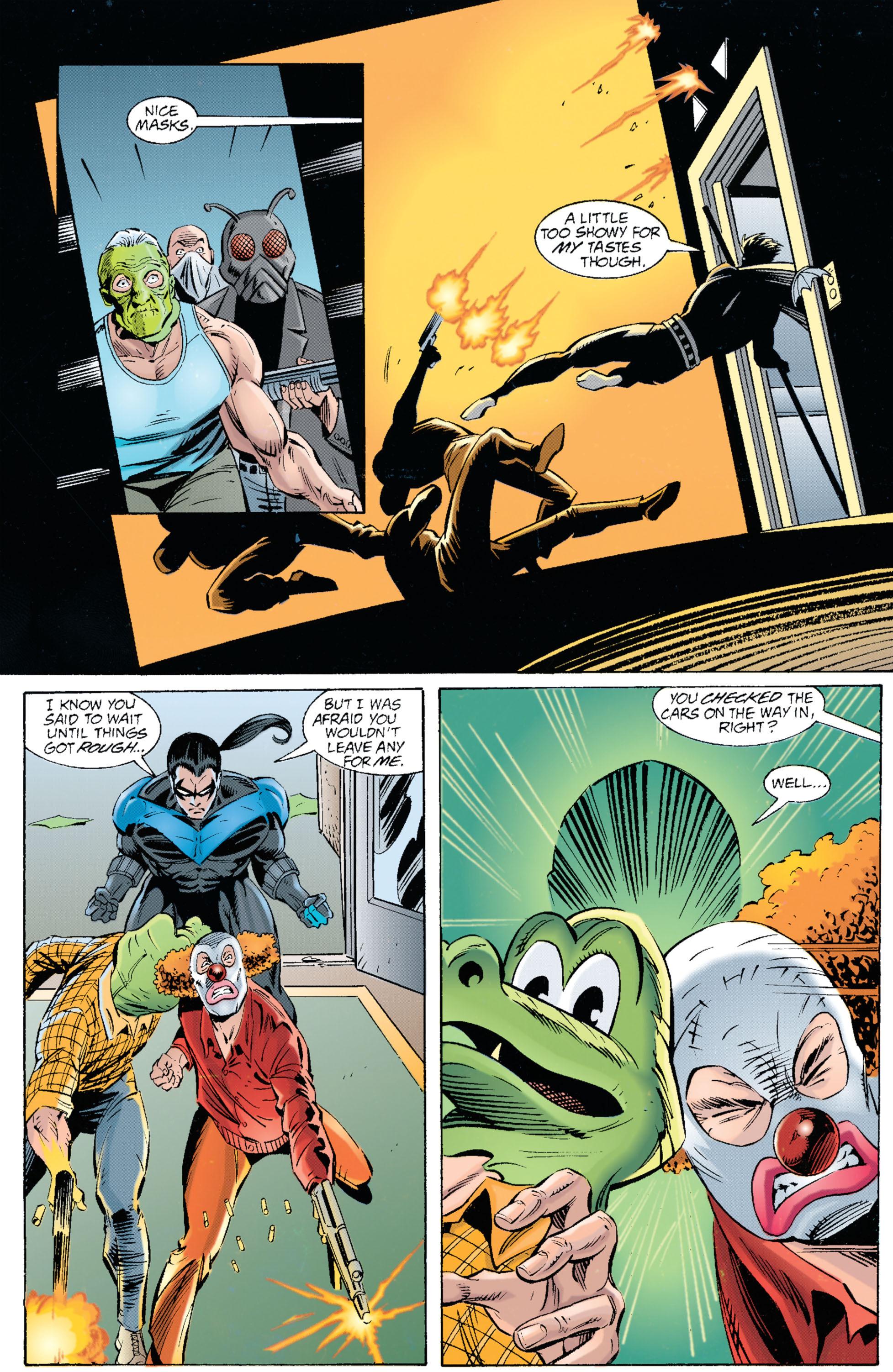 Detective Comics (1937) 697 Page 15