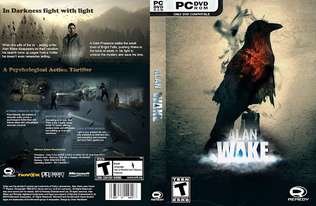 Capa Alan Wake PC