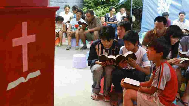 China Takes Extreme Measures to Wipe Out All Traces of Jesus, Christianity